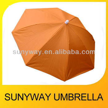 "Promotional Kids 13"" 8K Colorful Head Umbrella"