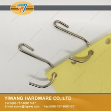 10 years manufacturer high quality wholesale metal hanging s-hook