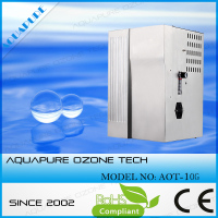 Industrial oxygen source ozone water disinfection machine