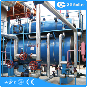 2016 new horizontal heat recovery waste heat boiler