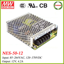 Meanwell NES-50-12 mini 50w power supply