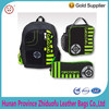 New Promotion Primary Student Backpack and lunch bag Set - Black & Green