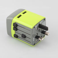 KANG TRAVEL A003 wholesale mobile accessories travel plug adapter socket adapter