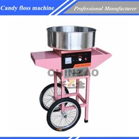High Quality Cotton Candy Floss Machine with Cart (CF05-520mm)