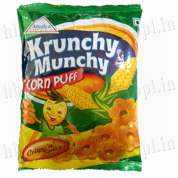 Corn Snacks/ Krunchy Munchy Corn Snacks / Corn Puffs