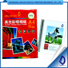 115g offer free sample thin inkjet glossy paper a4 paper in sheets cheap a4 paper