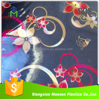Wholesale Cheap Printed Clear PVC Table Cloth