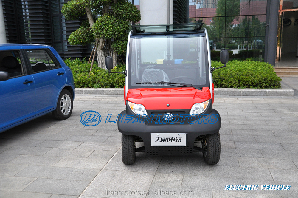 2016 High quality popular newest mini electric car