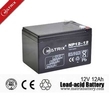 Dry Battery 12Volt Batteries For Security System