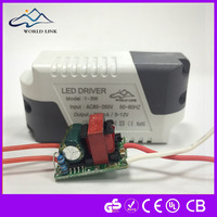 Good quality led driver 12v 5w 300ma isolated led power supply