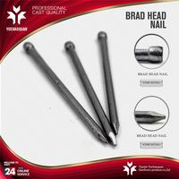 Hot selling copper bullet head nails brad head nail with great price