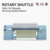 YBD110-6 Computerized rotary shuttle multi-needle quilting machine China, YIBODA technician installation