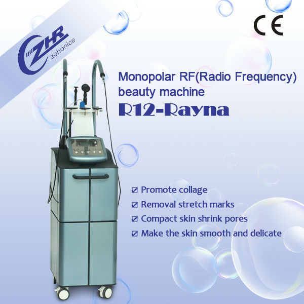 R12 hot sale portable rf skin tightening face lifting machine factory price