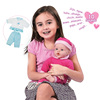 "2013 New 17"" dressing fun baby doll with lovely with 10 sounds W21313B"