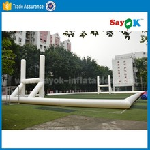 outdoor football pitch new inflatable soccer field for sale sport game