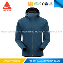 High quality varsity outdoor windstopper softshell jacket embroidery winter softshell jackets