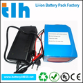 customized lithium ion battery 12v 20ah for electric golf carts