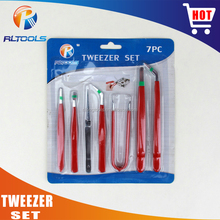 2017 Hot selling multifunctional screwdriver popular promotion tweezer set