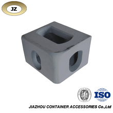 Corner fitting container parts casting with BV certification