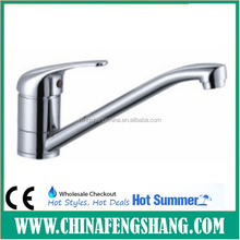 50031 Cheap single handle Italian 3 way kitchen faucet