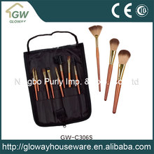 Hot Sale Wood Fashionable Makeup Brush For Cheek Made In China