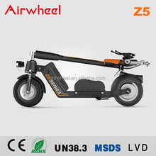 "Airwheel Z5 8"" self balancing scooter 36V lithium battery 350W smart balance 2 wheel folding aluminum alloy electric scooter"