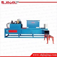 Factory Outlet CE Certified Automatic Hydraulic Baler for Wood Shaving