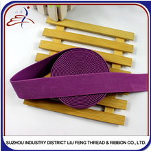 Factory price woven polyester twill elastic band for custom