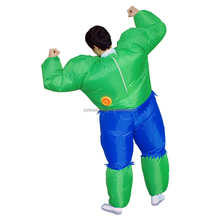 Wholesale Character Costumes for Adults Muscle Man Air Suits