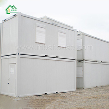 2018 new design cheap easy assembly removable portable prefab container house price for living or store or office