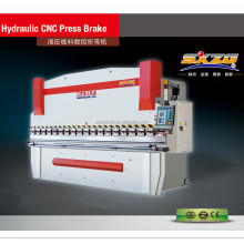 CNC or manual bender aluminum profile folding machine in sheet steel hydraulic press brake and metal cnc bending machine