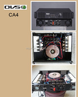 Top quality Professional Power Amplifier, Double Channel