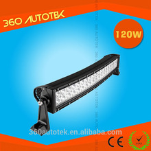 20Inch 120W Led Light Bar Flood Spot Combo Work Lights 4WD Offroad Car