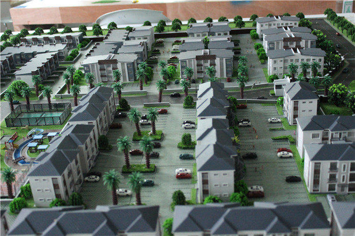 Architectural 3d house model maker , 3d physical model
