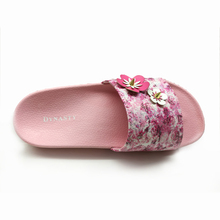 2017 women's summer flower outdoor slippers shoes