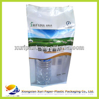 Hot clear Laminated plastic food bag for snack