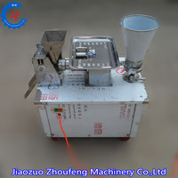 multifunctional stainless steel automatic steamed stuffed bun dumpling samosa machine for sale (skype:lindazf1)