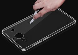 shockproof mobile phone soft tpu case for samsung A5 mobile phone case