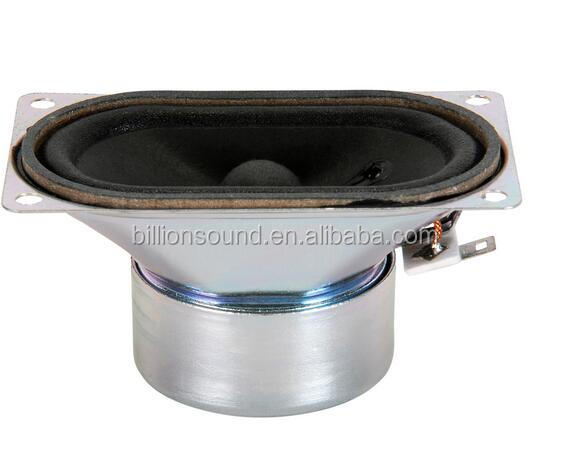 rectangle mini speaker 3W 8ohm