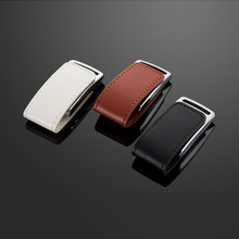 wholesale wearable free sample leather case usb flash drive manufacturers 8gb usb flash drive with logo