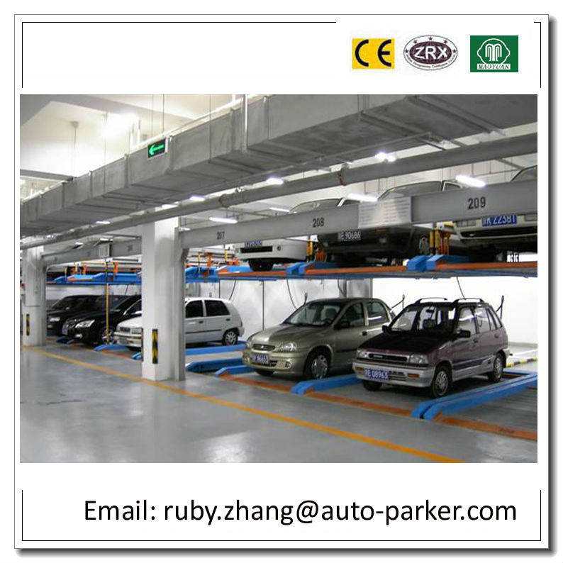 2 F uderground Parking Garage Design/Multi-level Underground Car Parking System Dongyang Parking/ Basement Parking System Lift
