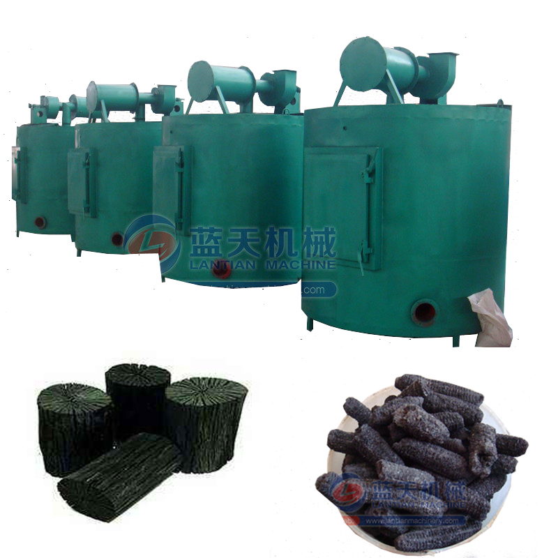 Big capacity charcoal coal hydrothermal carbonization furnace machine