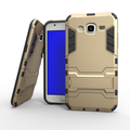 TPU+PC Hybrid Hard Phone Case Cover for Samsung galaxy J5 ,with stand function