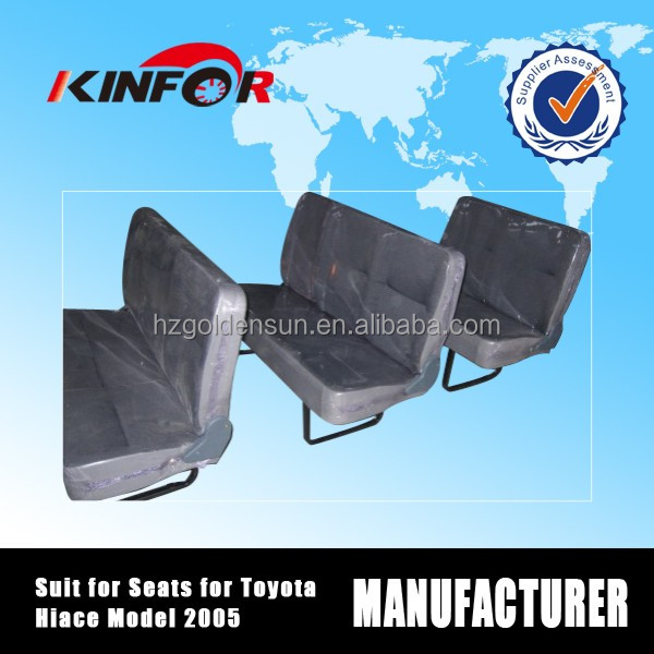 Fit for Toyota Hiace Van Seats Model 2005