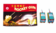 Wholesale Rocket Gun Novelties Toy Fireworks