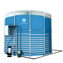 Small Anaerobic Biogas Digesters Plant For Livestock