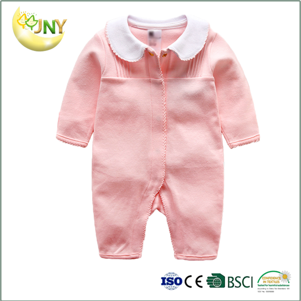 2014 Custom Print Natural Fiber Baby Romper Baby Clothes Baby Wear