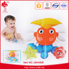 Wholesale unique toy gift bath toy plastic crab bath toys for adults