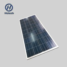 Poly photovoltaic module 140w polycrystalline solar panel for home using