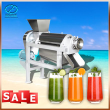 working video available higher capcity mango juicer machine